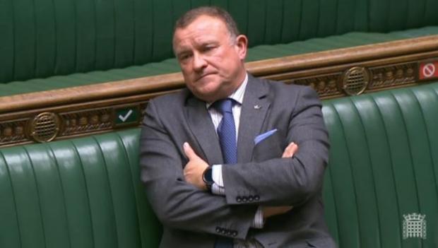 HeraldScotland: SNP MP Drew Hendry