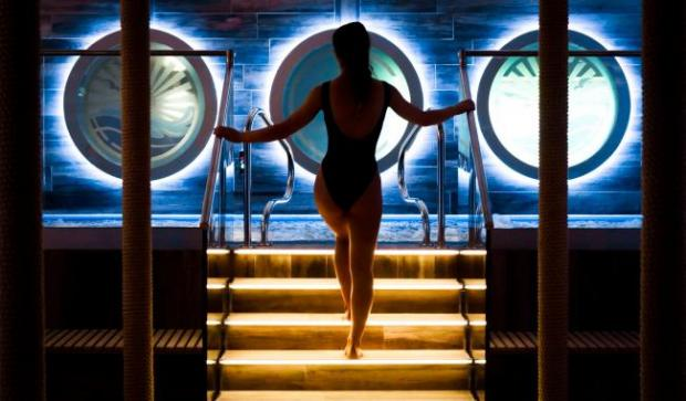 HeraldScotland: Led by two managers and a team of 10 therapists and wellness professionals, the new 2,000 square metre Si! Spa offers a collection of more than 50 personalised treatments, day packages and overnight breaks.