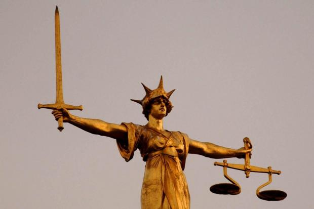 HeraldScotland: The Scales of Justice
