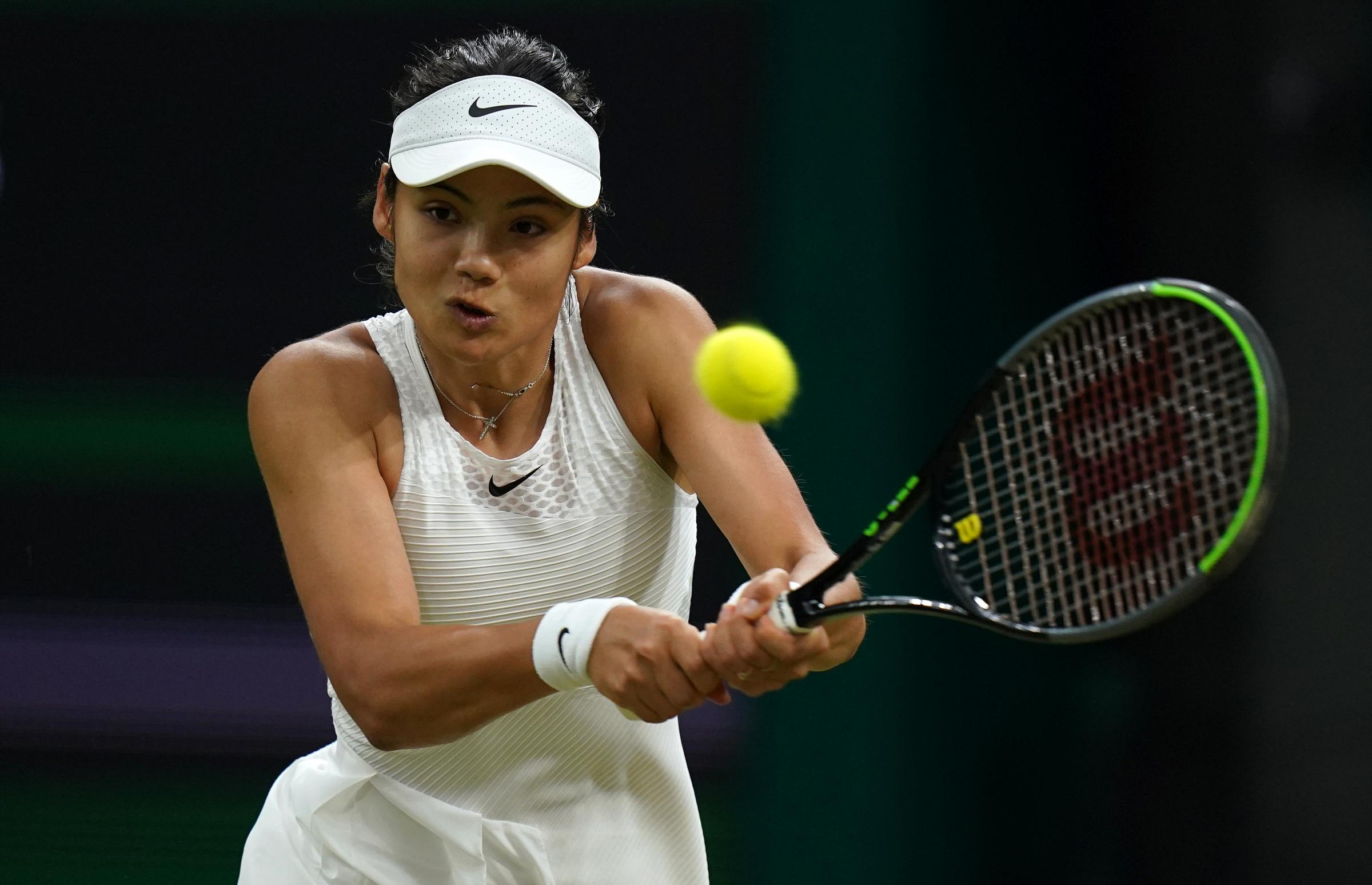 US Open: What time is Emma Raducanu playing today and how to watch in UK