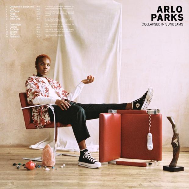 HeraldScotland: Arlo Parks's Mercury Prize-winning album Collapsed in Sunbeams