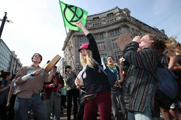HeraldScotland: Tens of thousands of climate campaigners are expected to march through Glasgow and London when the UK hosts the global Cop26 summit (Yui Mok/PA)