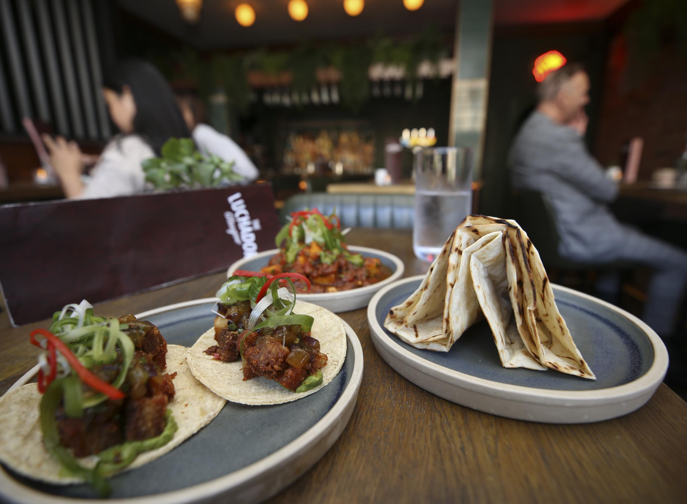 Luchador, Pollokshaws Road, Glasgow. Ron Mackenna's restaurant review