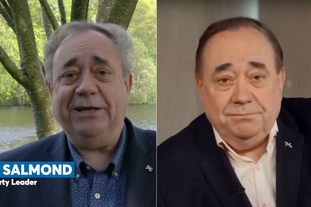 Unspun: The Political Diary — Alex Salmond proves there's life in the old scalp yet