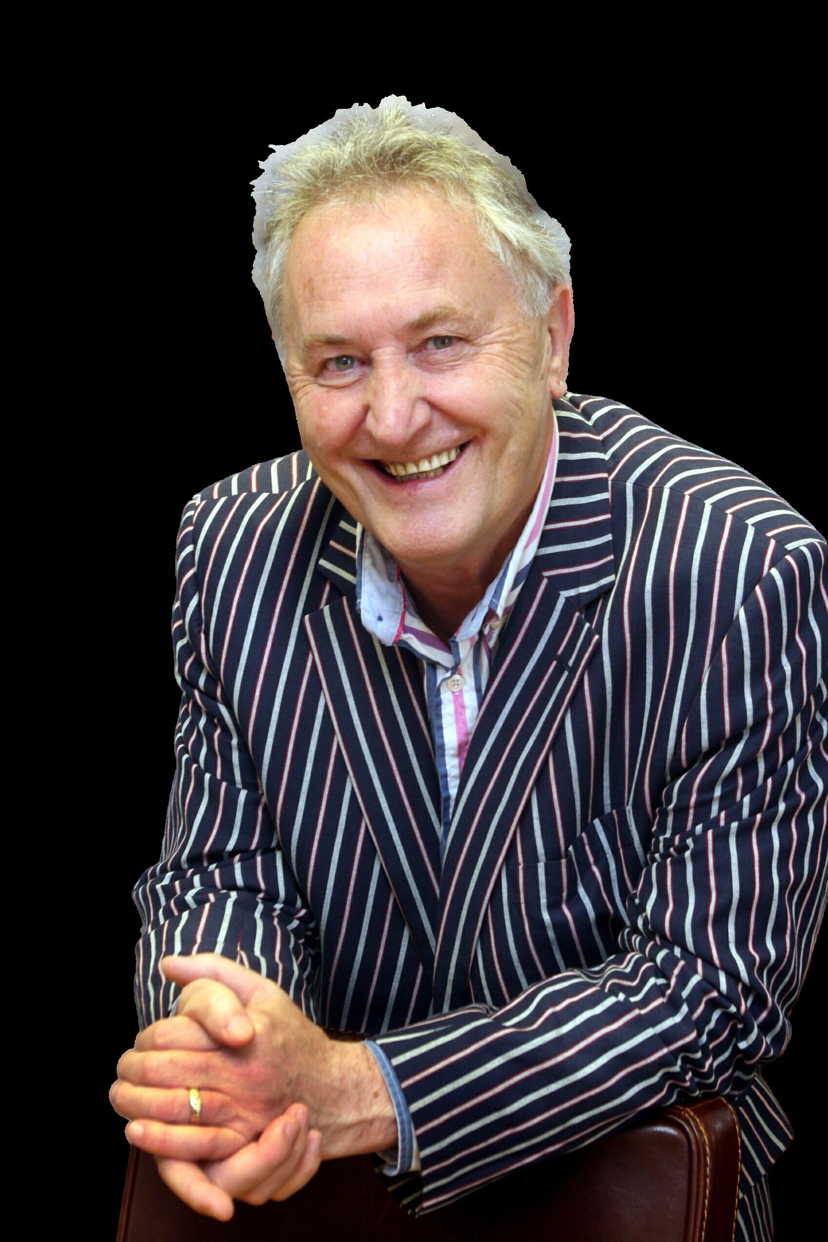 Veteran investasi Skotlandia Alan Steel meninggal dunia