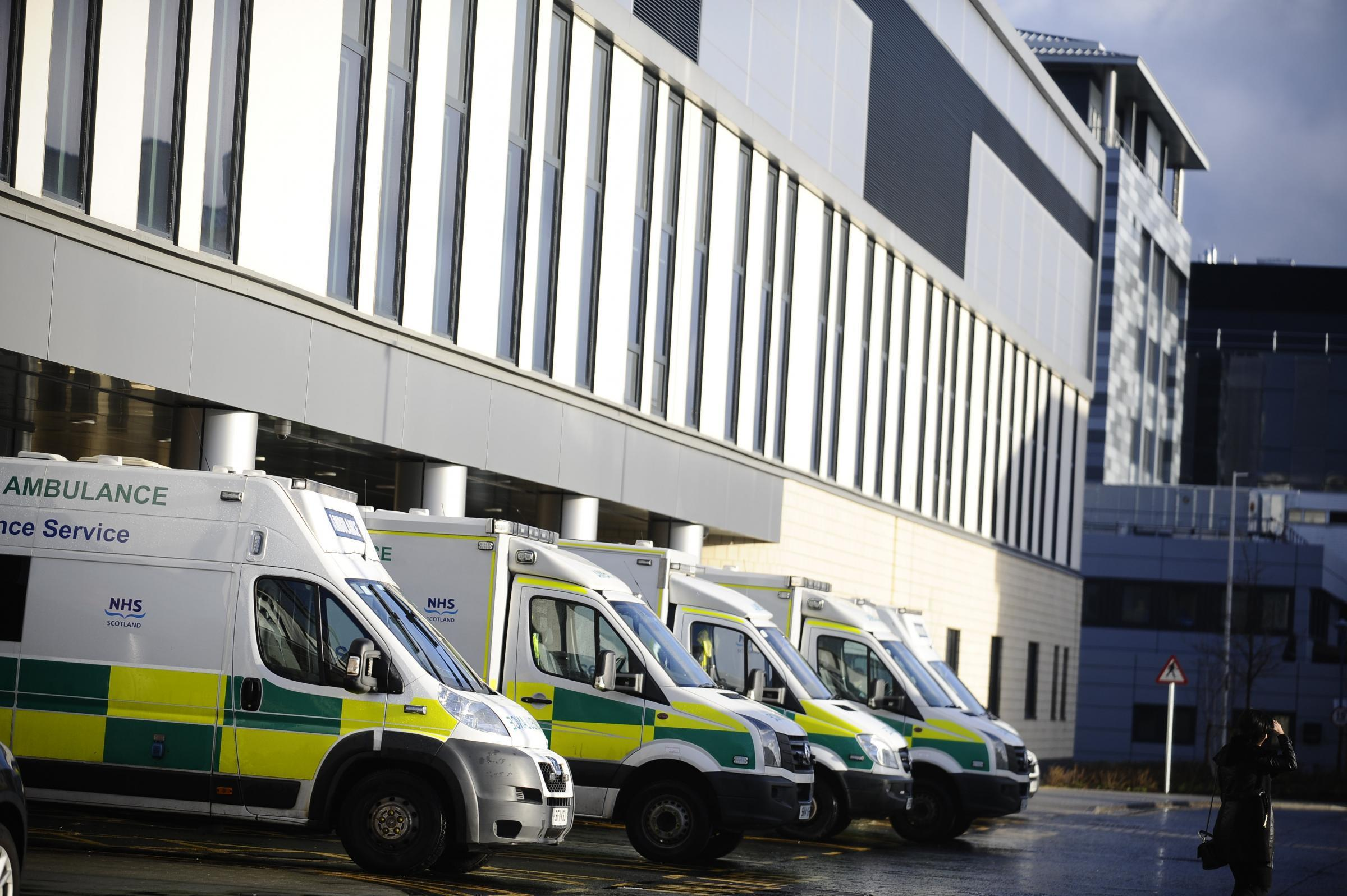 Covid: NHS Scotland faces a winter worse than pandemic, senior doctor warns