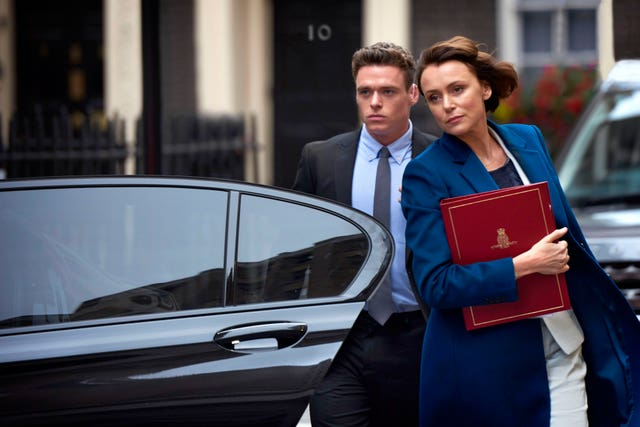 Bodyguard starring Richard Madden 'confirmed for second series' by BBC