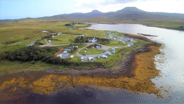 HeraldScotland: The area has also various attractions such as the world-famous Fairy Pools, Neist Point, the Coral Beach, and the Talisker Distillery.