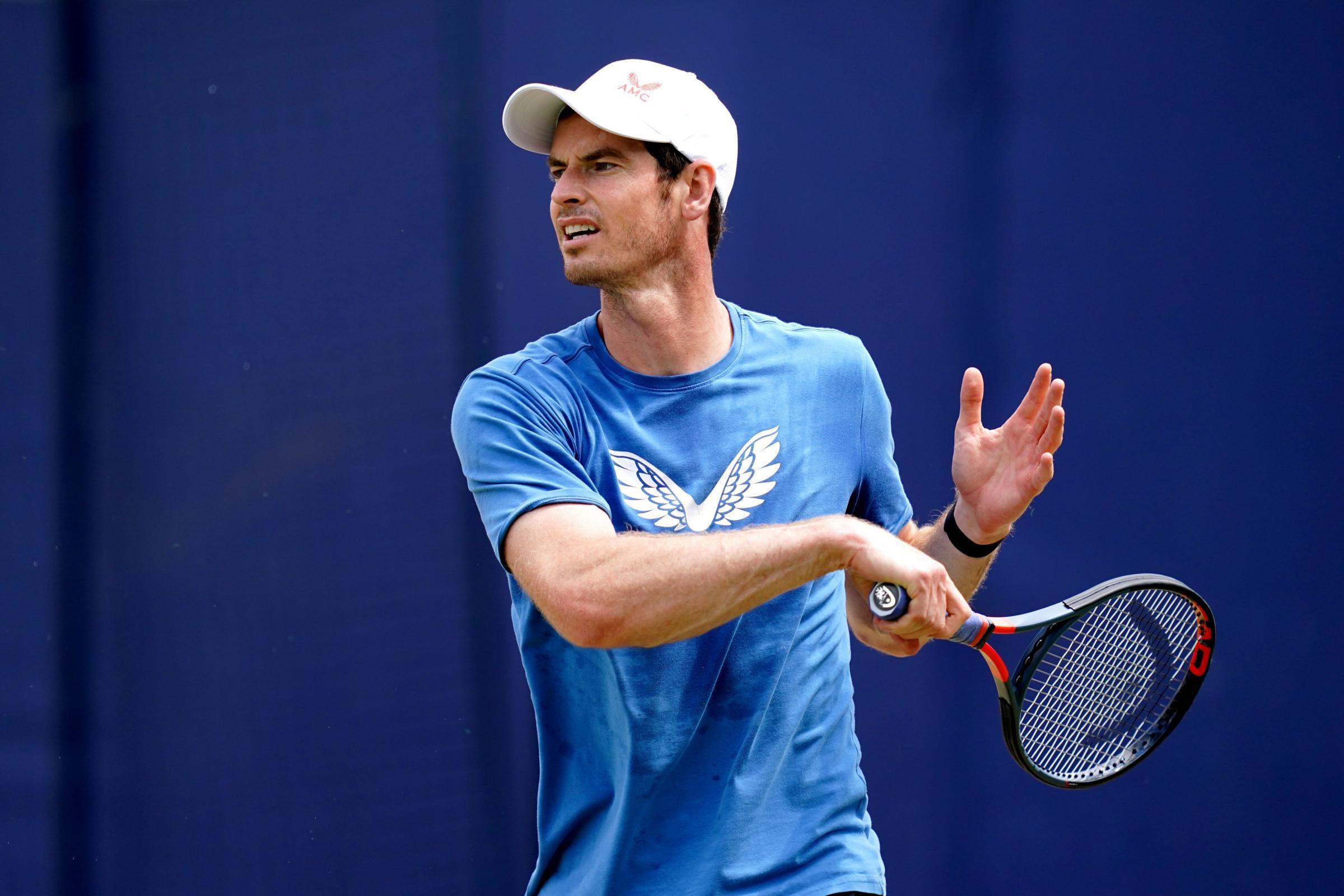 Andy Murray aclama la 'batalla increíble' después de distanciarse con Frances Tiafoe