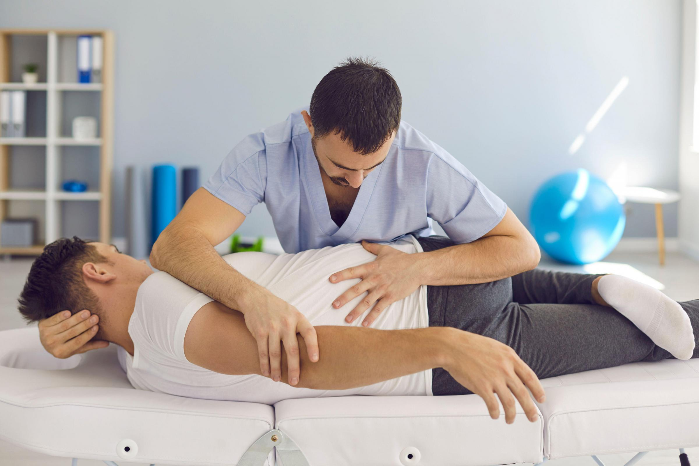 Health: Could you benefit from seeing an osteopath, after months working from home?