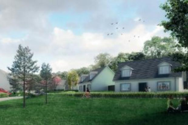 HeraldScotland: David Wilson Homes is a subsidiary of housebuilding giant Barratt Developments.