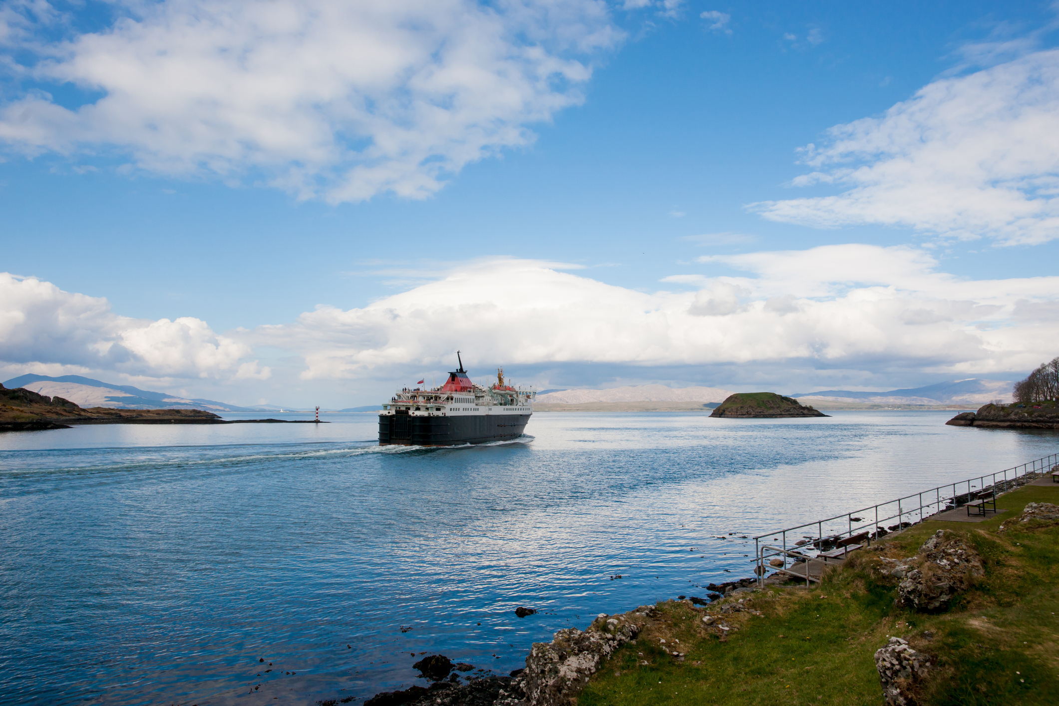 Anger over 'oldest ferry in CalMac history' replacement