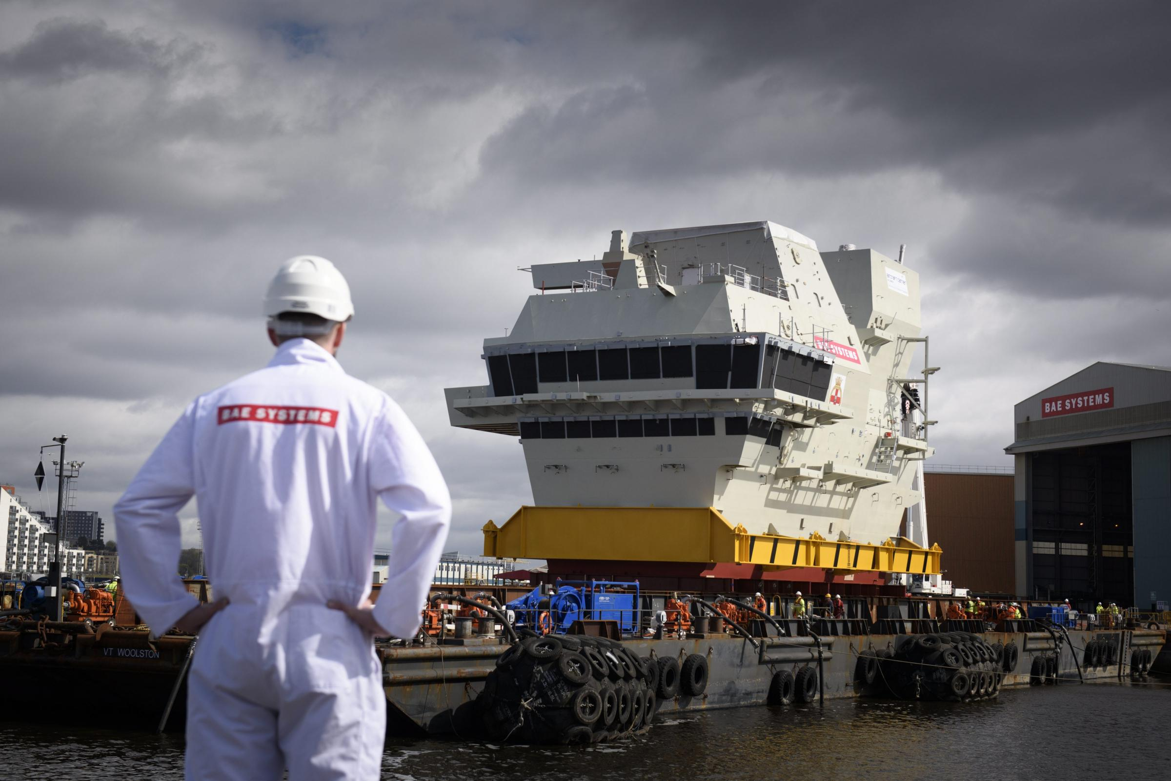 All hands on deck with BAE Systems to defend the planet from climate change