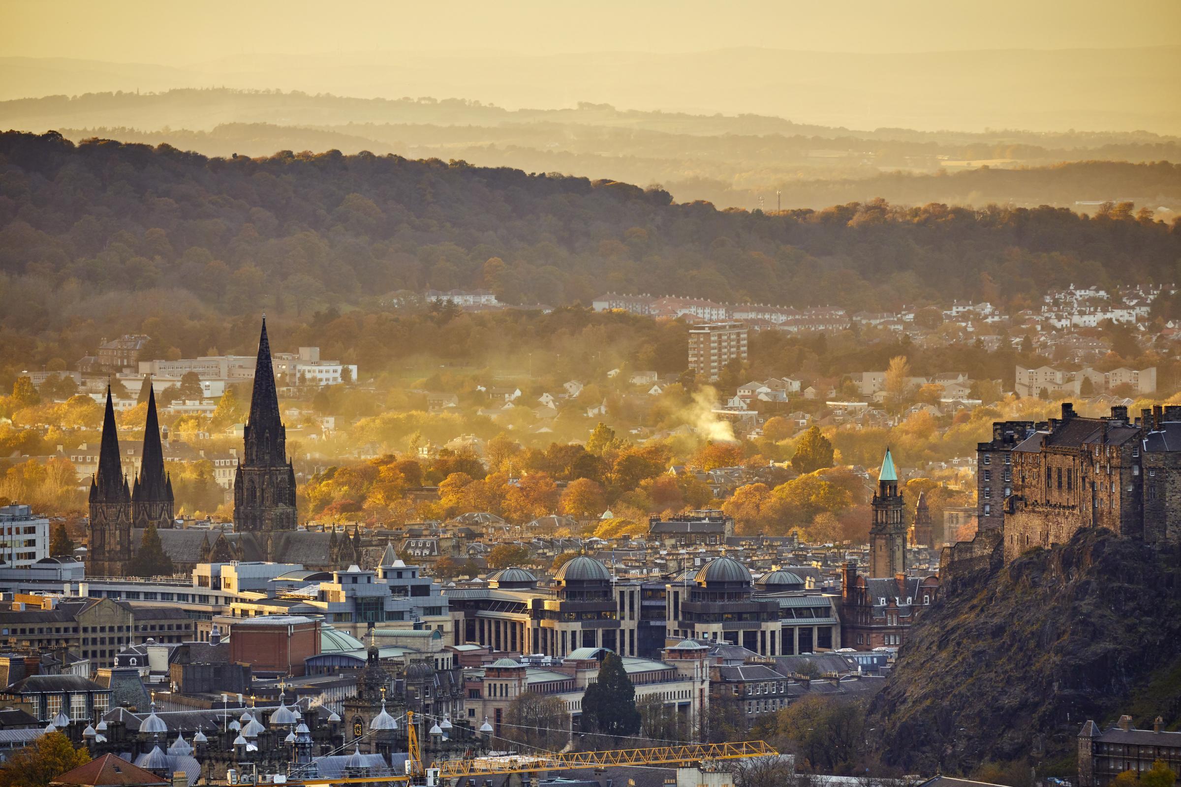Edimburgo: Libby Clegg nunca se cansa de la capital escocesa: aquí explica por qué