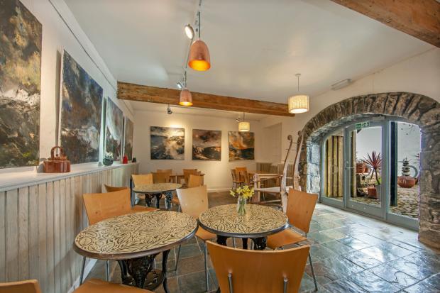 HeraldScotland: Cafe interior