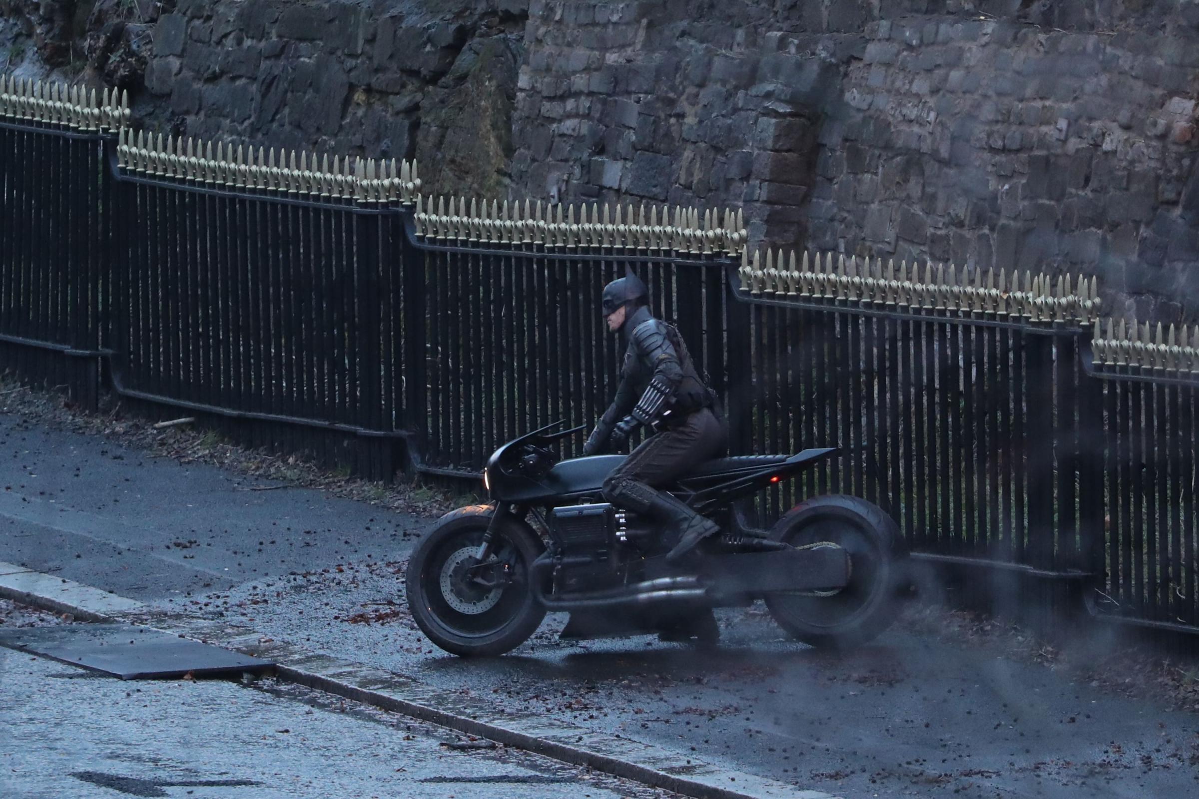 Film Glasgow: Pekerjaan meningkat saat Warner Bros mengungkapkan rencana untuk merekam seluruh film di kota terbesar di Skotlandia