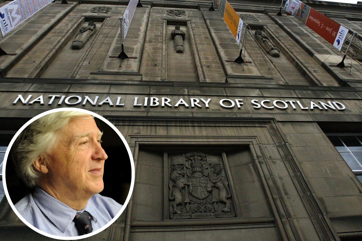 Perpustakaan Nasional Skotlandia: Sir Drummond Bone ditunjuk sebagai ketua baru