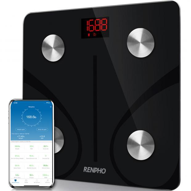 HeraldScotland: Renpho Smart Bathroom Scales