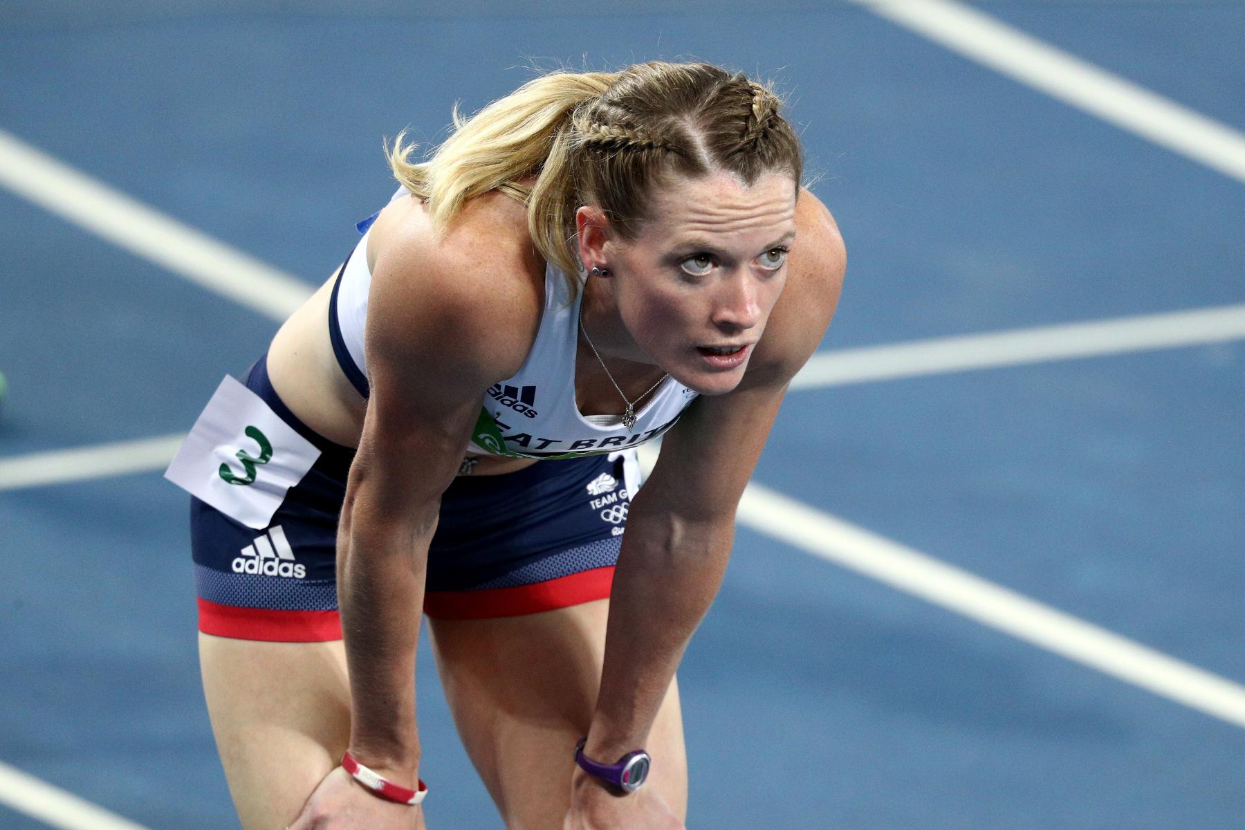 Peraih medali Olimpiade Eilidh Doyle membuka kehidupan setelah pensiun dari atletik profesional