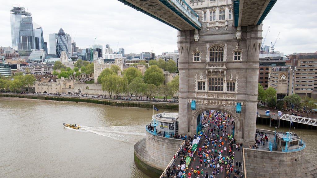 Pemungutan suara London Marathon 2022: Cara mendaftar untuk lomba tahun depan