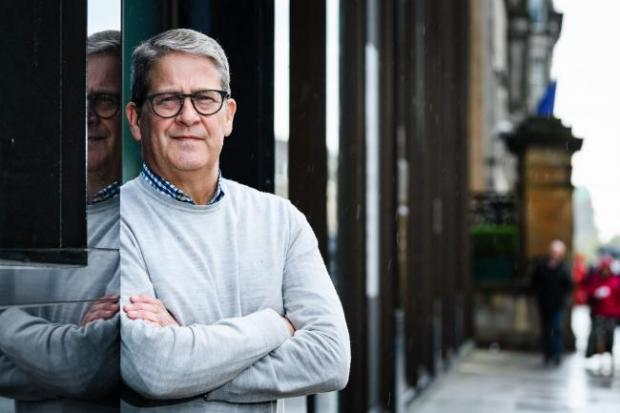 HeraldScotland: Coutts CEO Peter Flavel