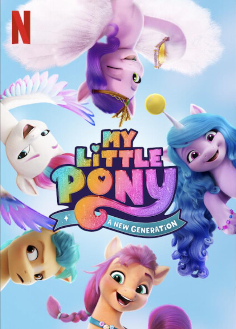 Edisi hari ini: Pony 'Politik' Kecilku?