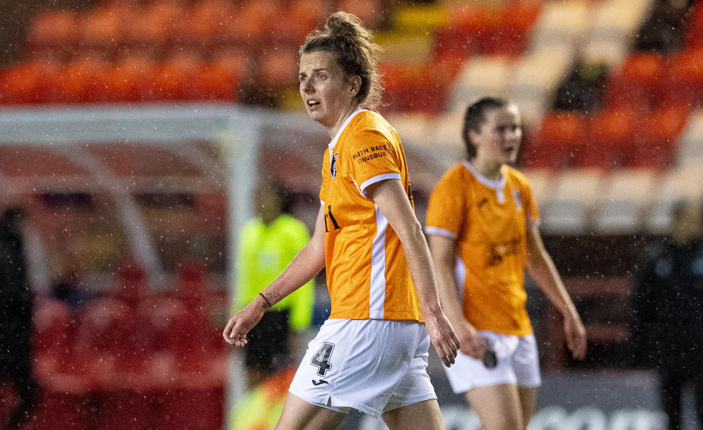 Glasgow City's Hayley Lauder and co on cloud nine as they remain in top spot