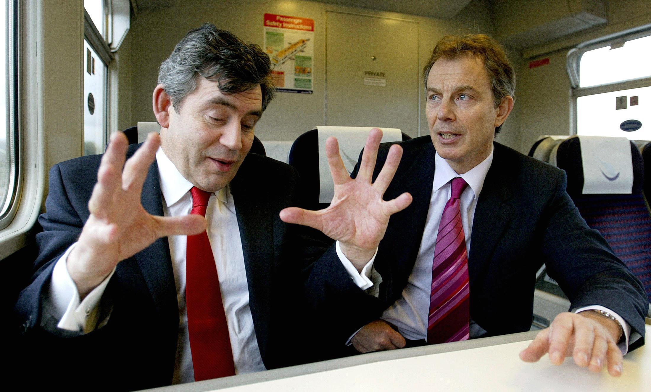 Blair & Brown: Revolusi Buruh Baru: Kapan dan bagaimana menonton malam ini