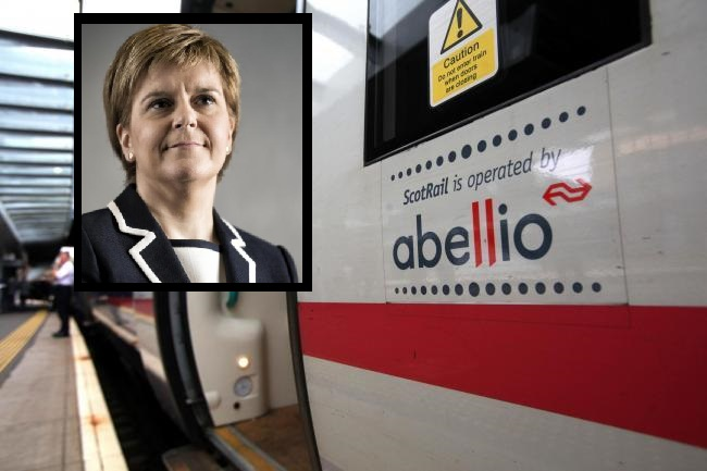 RMT membalas panggilan Nicola Sturgeon untuk mencegah pemogokan ScotRail COP26