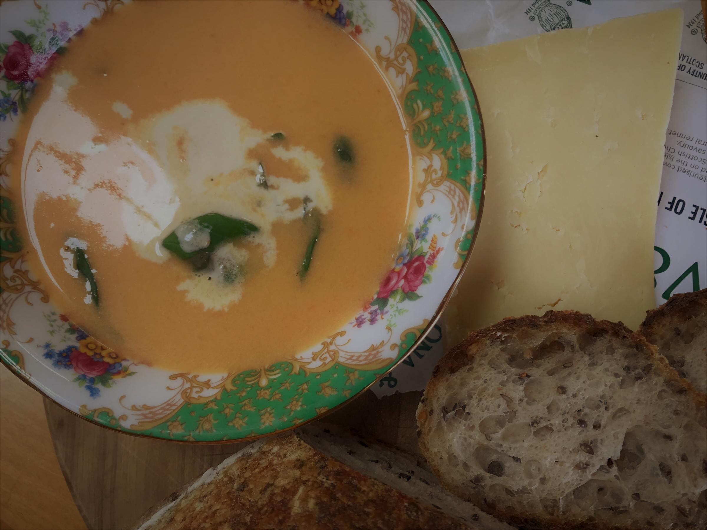 Resep Mary Contini: Manfaatkan tomat musim panas yang terakhir sebaik-baiknya