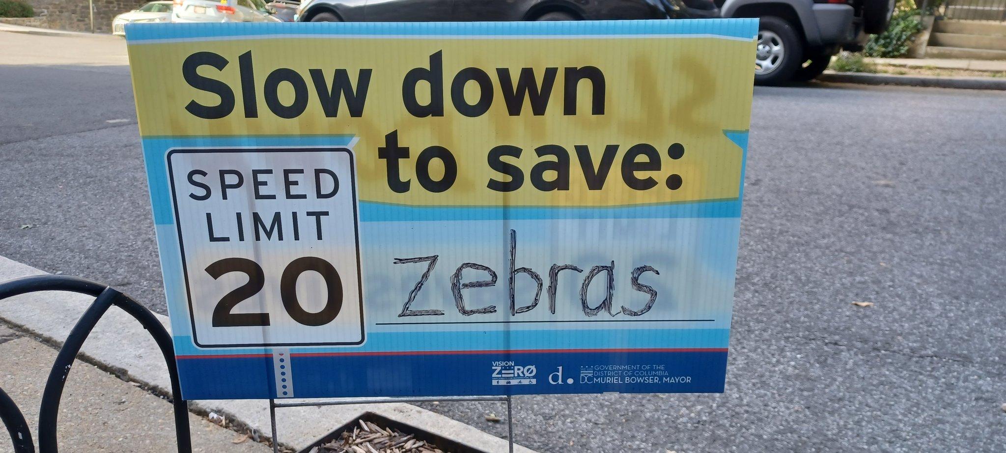 Problema del día: Zebras on the Lam entrada EE. UU.