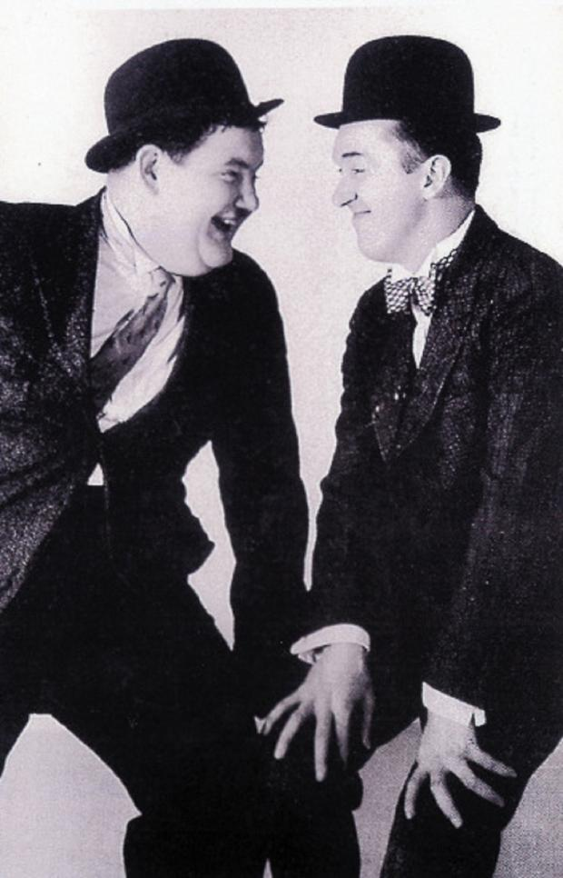 HeraldScotland: Laurel and Hardy