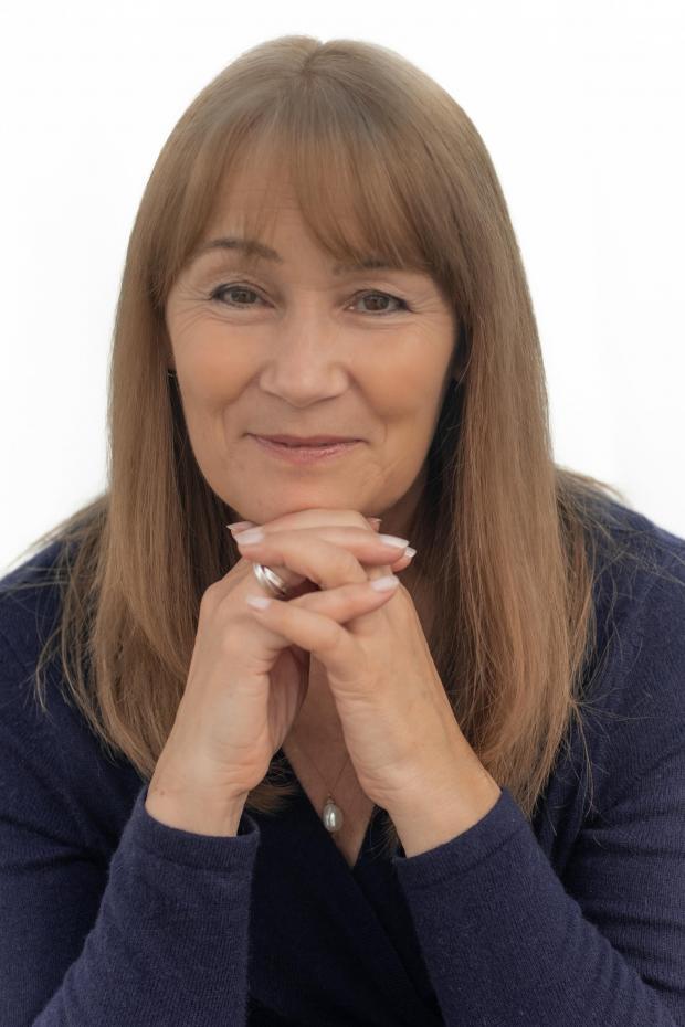 HeraldScotland: Author Fiona Valpy