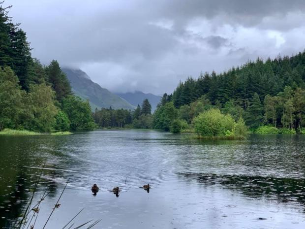 HeraldScotland: Glencoe Lochan. Picture: Lawrie McMillan
