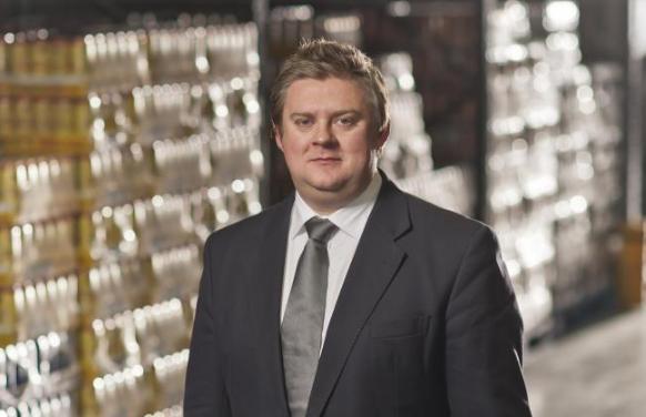 HeraldScotland: Simon Hannah, director ejecutivo de JW Filshill