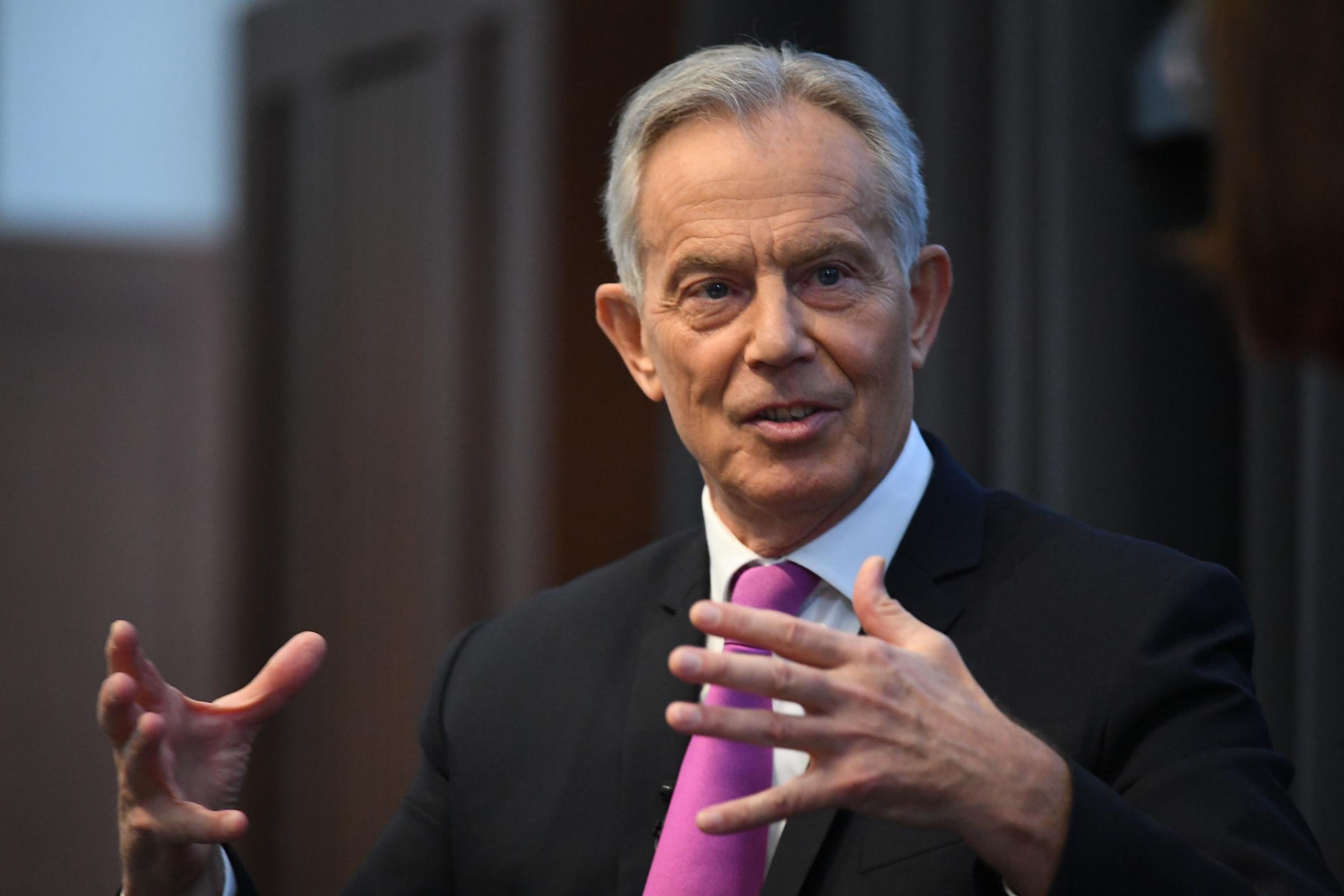 Semana de Tony Blair: nunca fui un fanático de las alfombras, siempre fue Louis Vuitton para mí