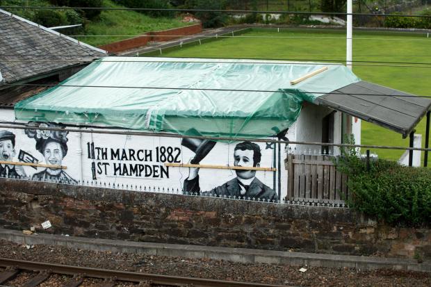 HeraldScotland: The site of the first Hampden Park is under threat