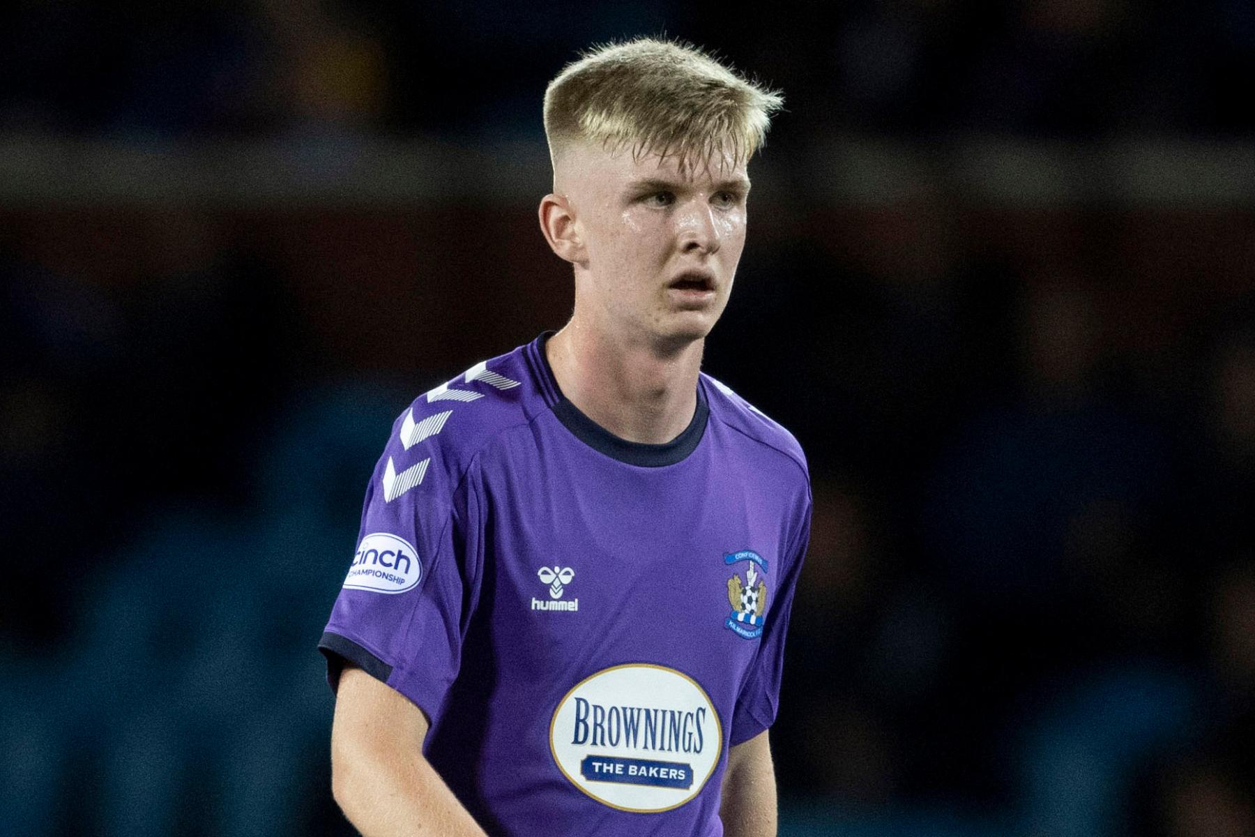 El as del Kilmarnock, Euan Murray, respalda al joven Charlie McArthur para más fútbol del primer equipo