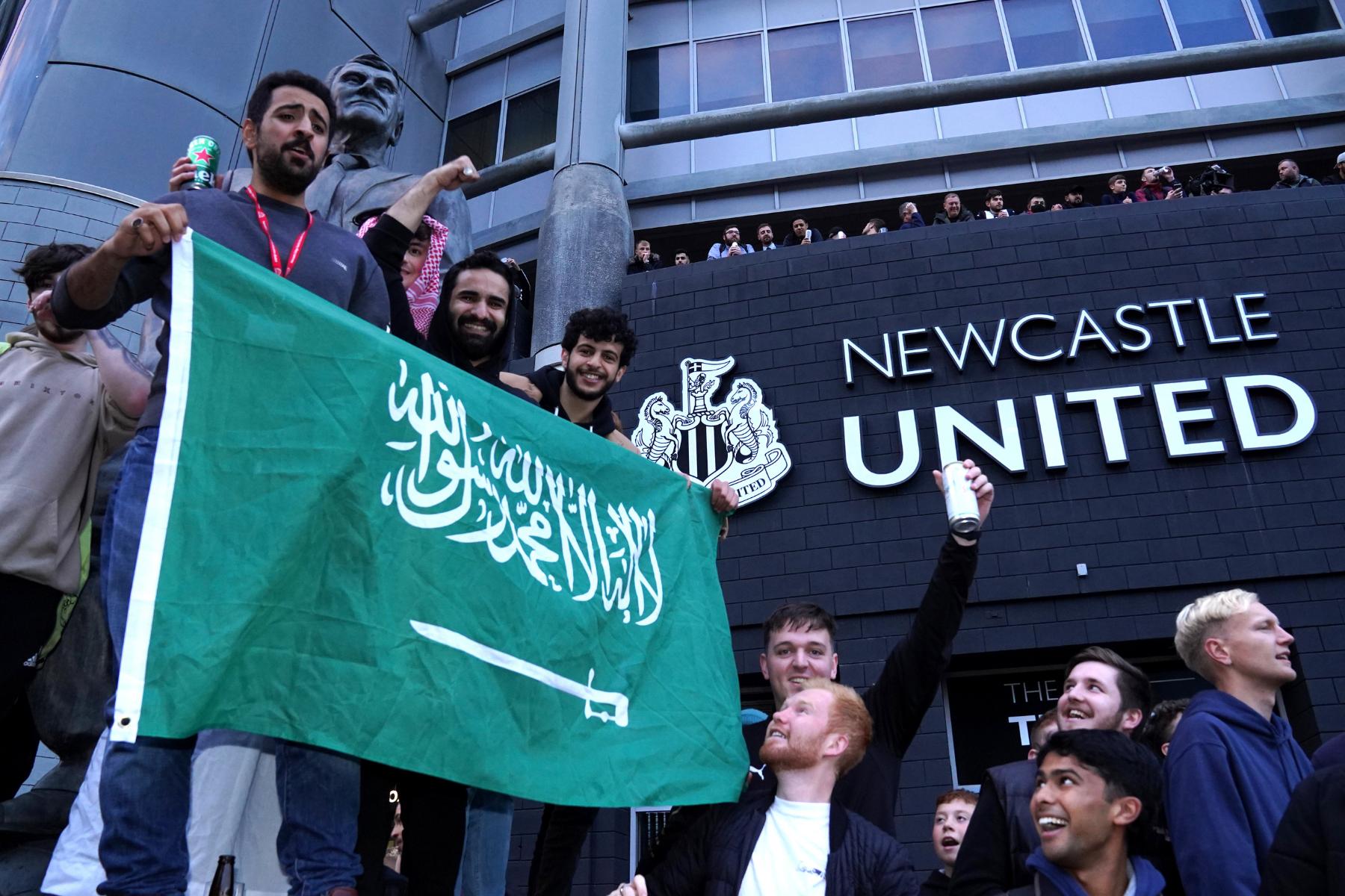 La adquisición de Newcastle es solo el último ejemplo de 'lavado deportivo': debe detenerse, y pronto