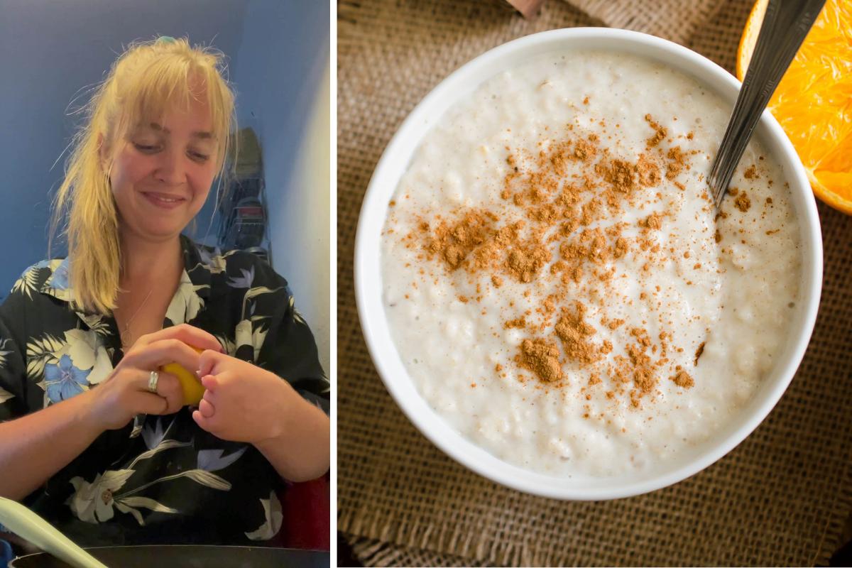 Miriam Groot: la bloguera de The Veggie Reporter gana el campeonato de elaboración de gachas
