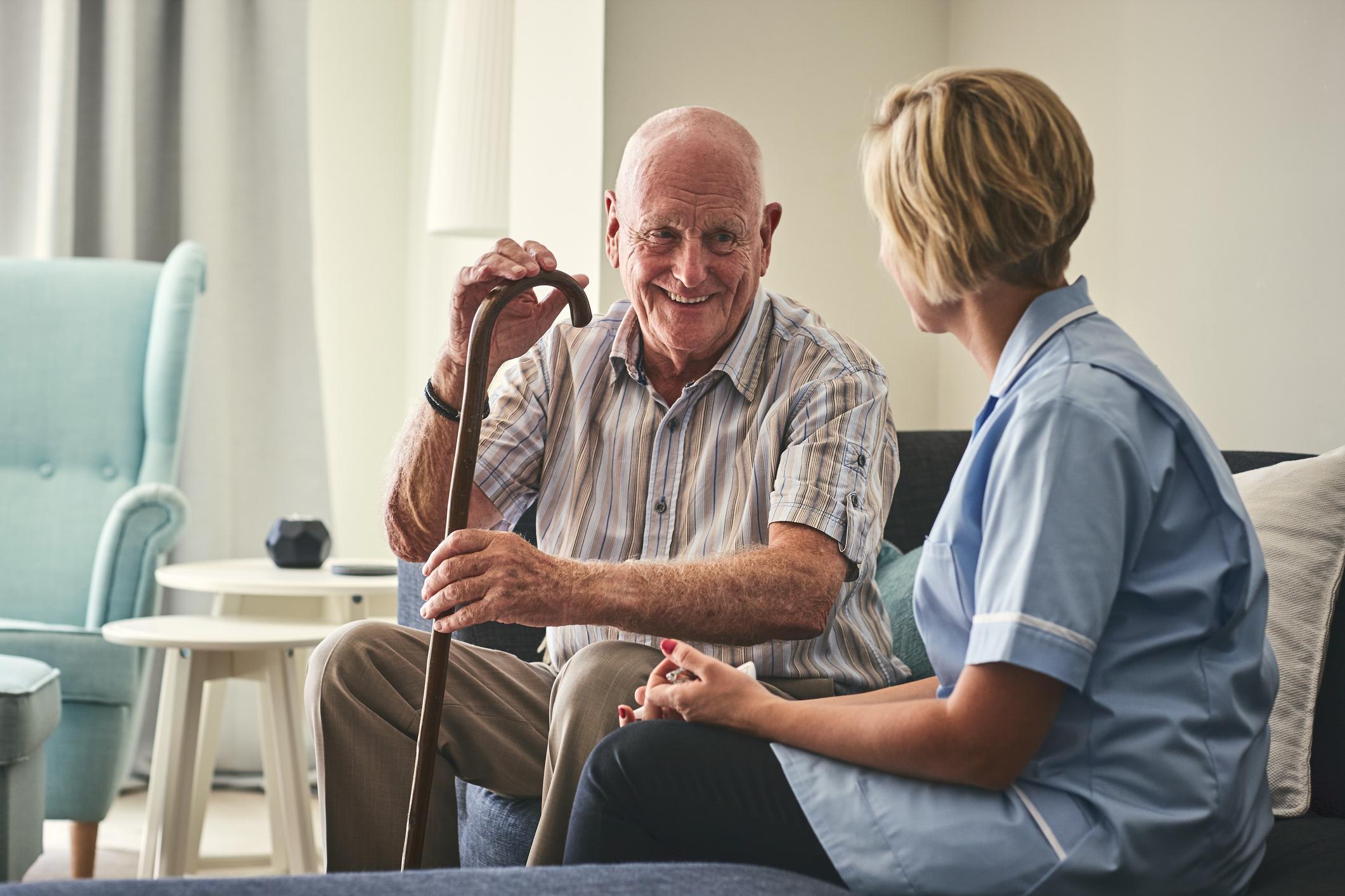 Asilo de ancianos Aberdeen de 81 habitaciones financiado