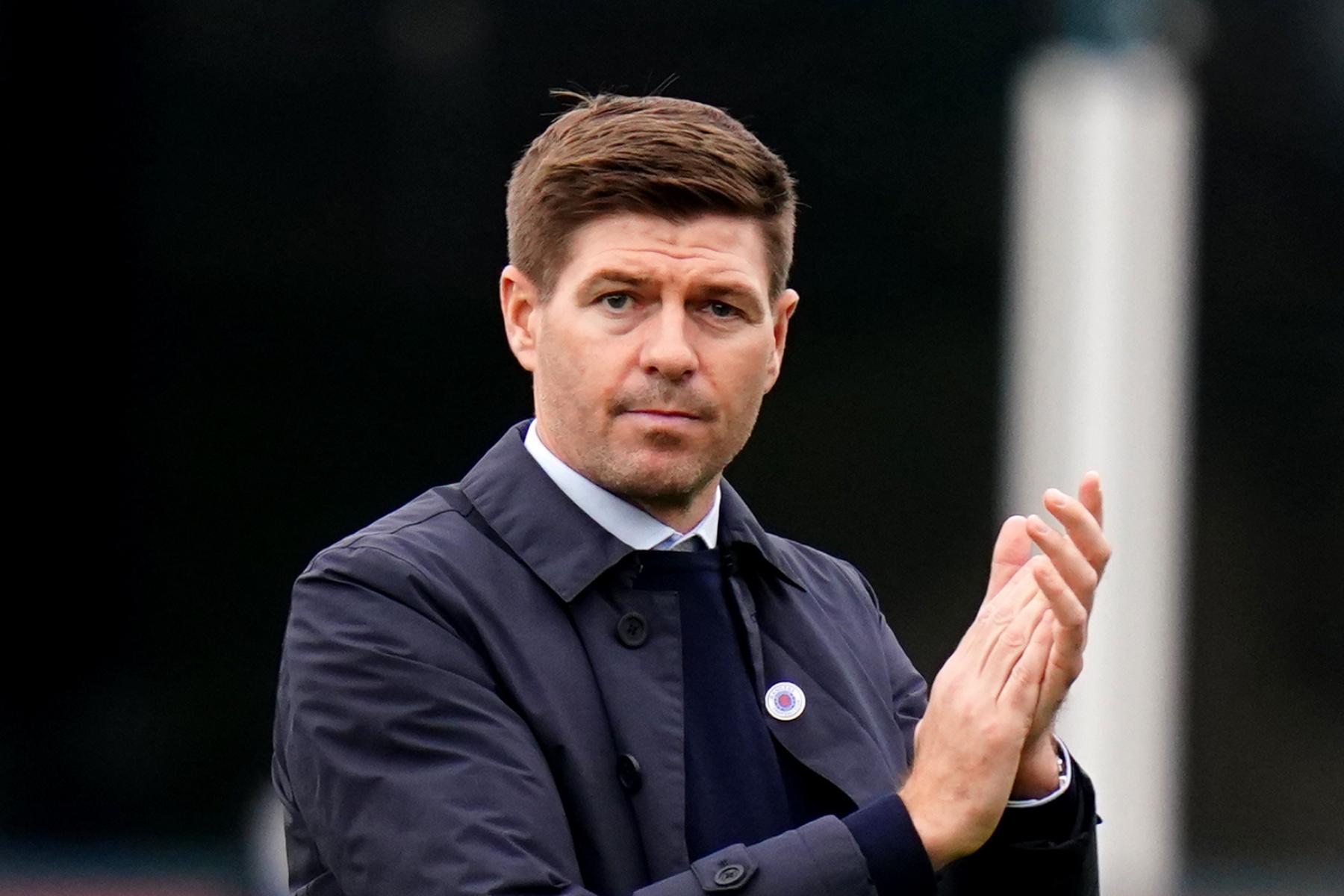 Steven Gerrard llega al Newcastle, el último de sus amigos cercanos hace una predicción audaz sobre el jefe de los Rangers