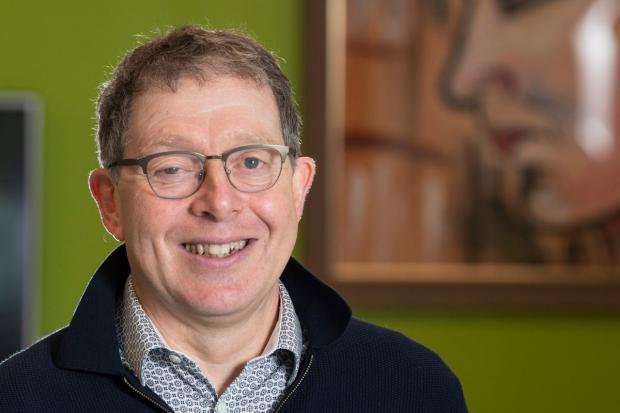 HeraldScotland: Professor Andrew Tobin, the University of Glasgow