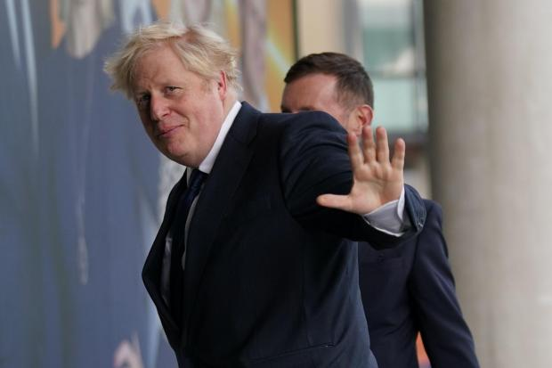 HeraldScotland: Prime Minister Boris Johnson