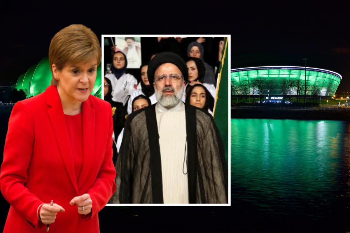 COP26: Llamamientos para prohibir la entrada en Escocia al presidente de Irán, Ebrahim Raisi