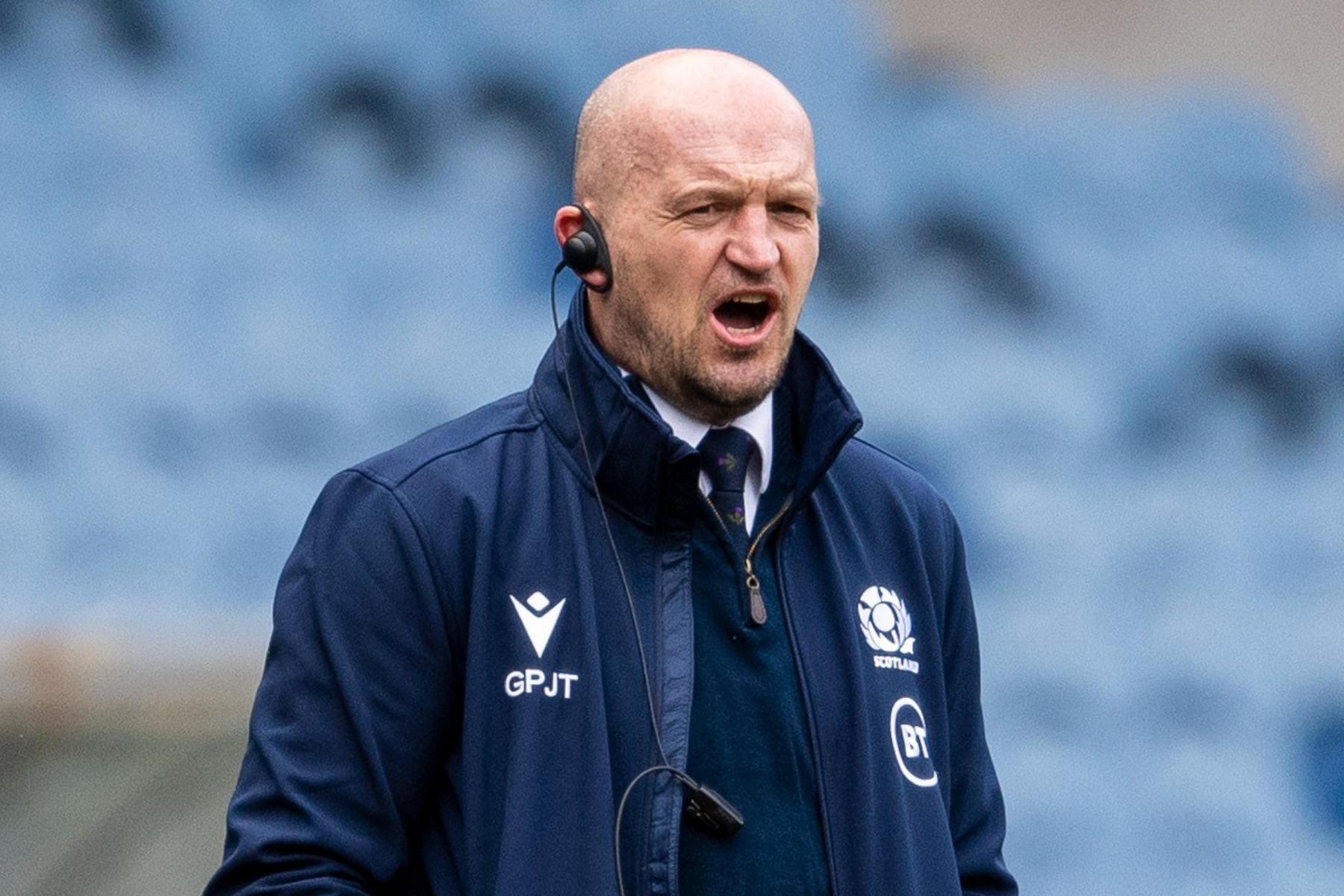 Skuad Skotlandia pertama musim ini dianalisa oleh Gregor Townsend