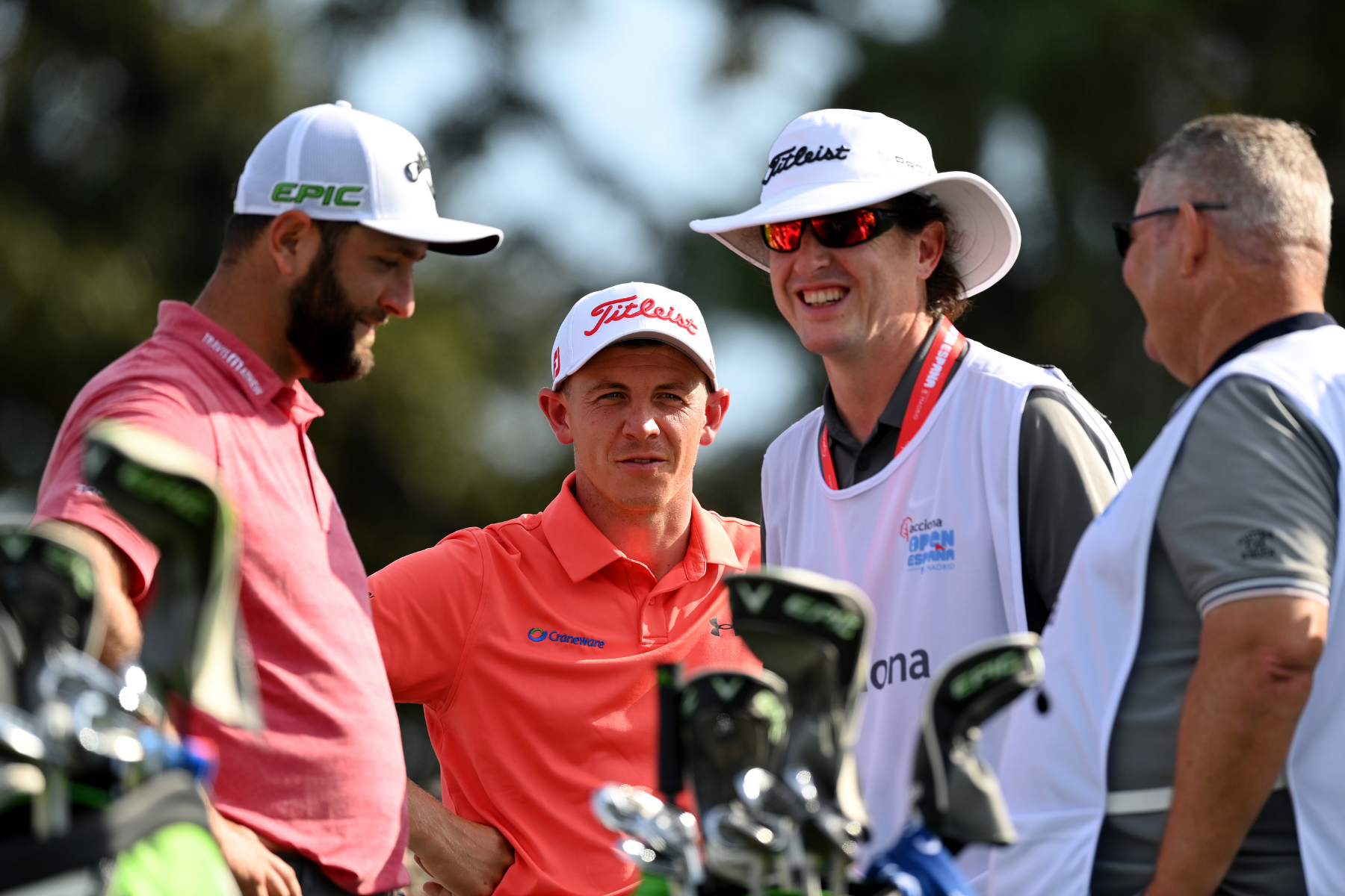 Grant Forrest ready for another Spanish scorcher after outshining Jon Rahm
