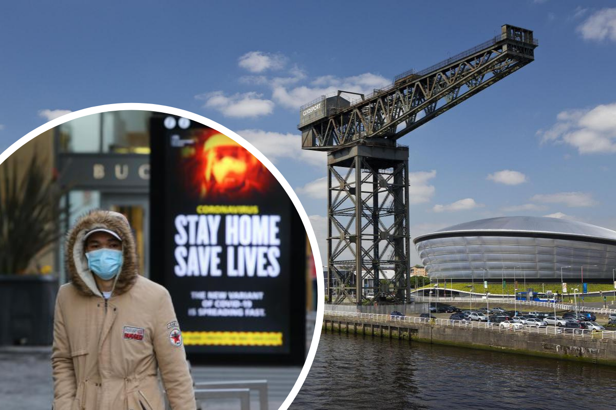 COP26: Covid spike warning for Glasgow climate summit
