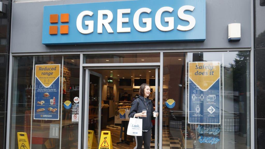 Greggs reveal when Festive Bake will return and announce new vegan option