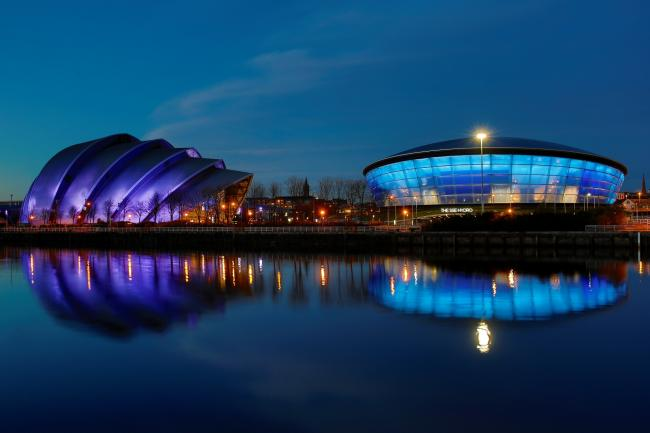 Tempat Hydro Glasgow berganti nama sebelum COP26